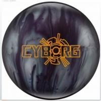 Cyborg Pearl Track Bowlingball
