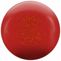 Hot Cell Red Rotogrip Bowlingball