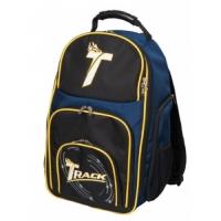 Track Premium Backpack Black/Navy/Yellow