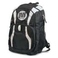 Circuit Backpack | Black/Silver Bowlin..