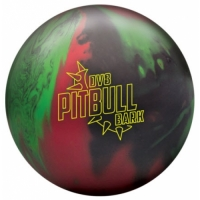 Pitbull Bark DV8 Bowlingball