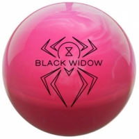 Black Widow Pink Hammer Bowlingball