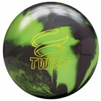 TWIST Neon Green/Black Brunswick Bowli..