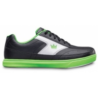 Brunswick Mens Renegade Black/Neon Gre..