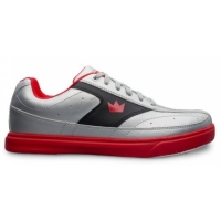 Brunswick Mens Renegade Flash Silver/R..