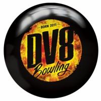 DV8 Scorcher VIZ-A-BALL Bowlingball
