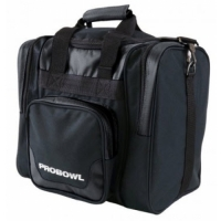 PROBOWL Single Bag Deluxe Schwarz/Schw..