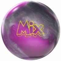 Storm Mix Purple Silver Bowlingball