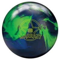 Warrant DV8 Bowlingball