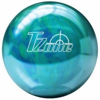 TZone Carribbean Blue BW Bowlingball, ..
