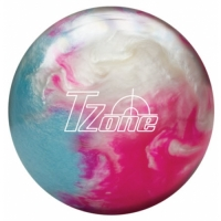 TZone Frozen Bliss BW Bowlingball, Bru..