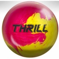 Thrill Pink/Yellow Pearl Motiv Bowling..