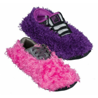 Ladies Fuzzy Shoe Cover/ Master