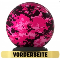 Pink Camouflage - One The Ball Bowling..