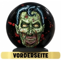 Elvis Zombie - One The Ball Bowlingball