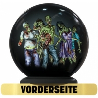 Zombie Horde - One The Ball Bowlingball