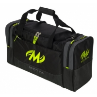 Shock 2-Ball Tote Grey Lime Motiv Bowl..