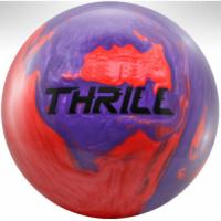 Top Thrill purple/red Motiv Bowlingball