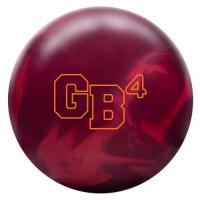 GB4 Solid Ebonite Bowlingball