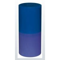 T2N1 Daumenblock Splash Blau Purple