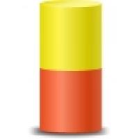 T2N1 Daumenblock Splash Gelb Orange