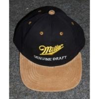Miller Bier Basecap